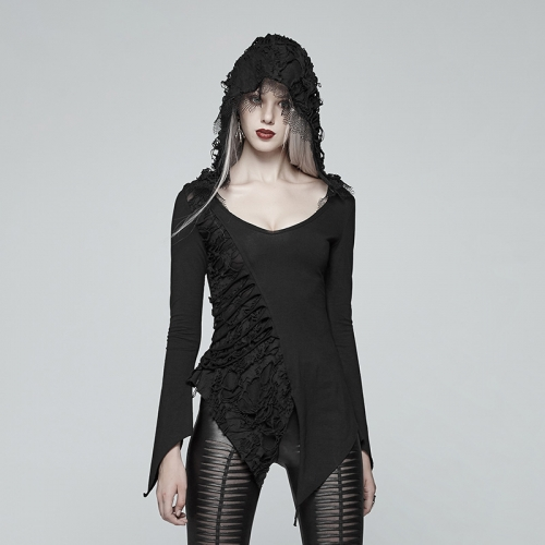 PUNK RAVE GOTHIC long sleeve shirts WT-544