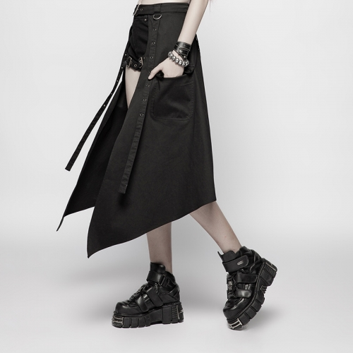 punk-rave-new-street-style-daily-half-skirt-oq-380