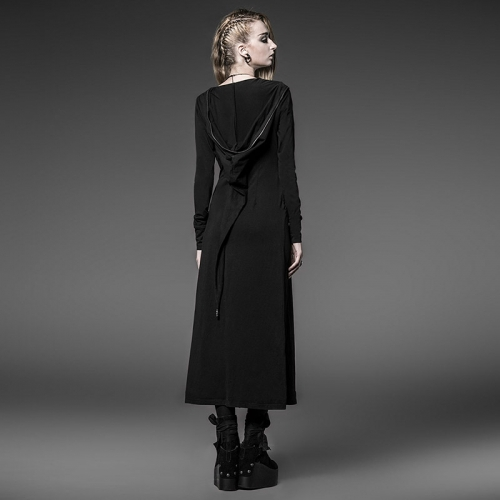 PUNK RAVE  long thin withes Hats Coat PY-046