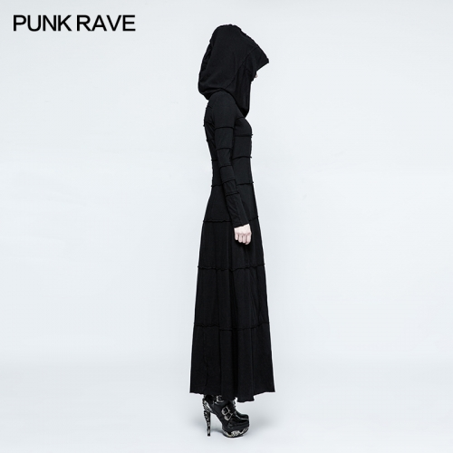 PUNK RAVE women knit dress Q-327