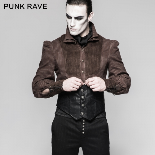 PUNK RAVE gothic men belt S-211