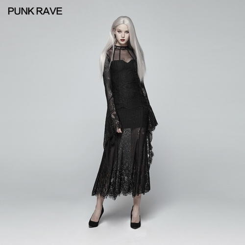 PUNK RAVE gothic women dress WQ-382LQF