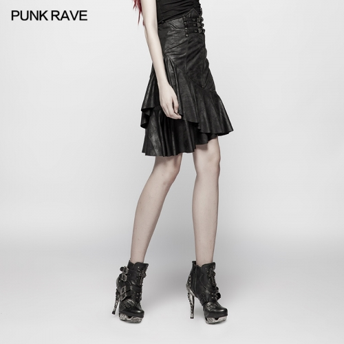PUNK RAVE women skirt WQ-379BQF