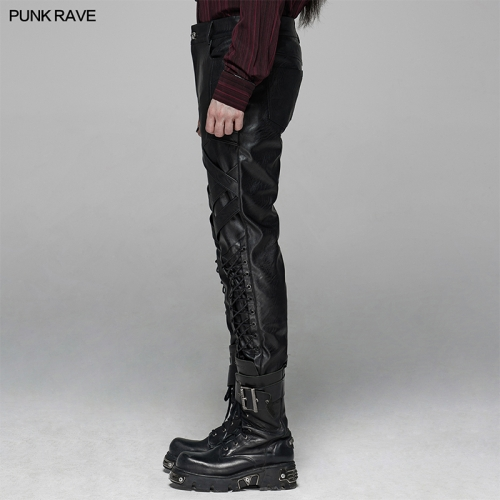 PUNK RAVE men trousers WK-382XCM