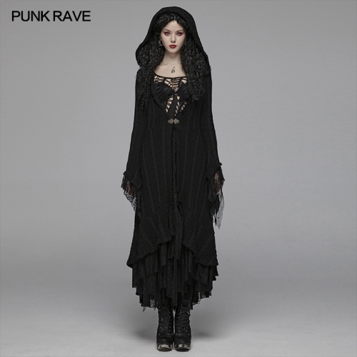 PUNK RAVE women gothic sweater WM-047BMF