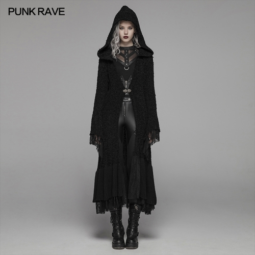 PUNK RAVE women gothic sweater WM-047HMF