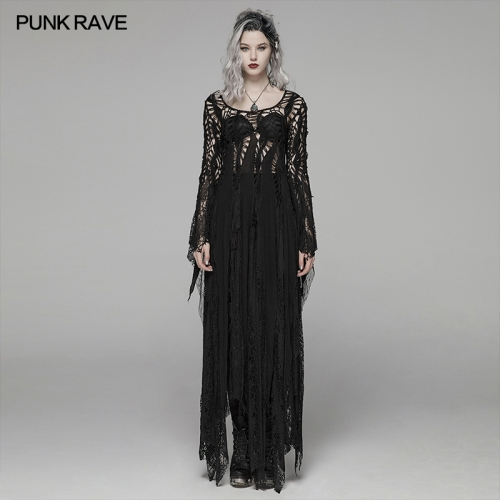 PUNK RAVE women gothic sweater WM-049TMF