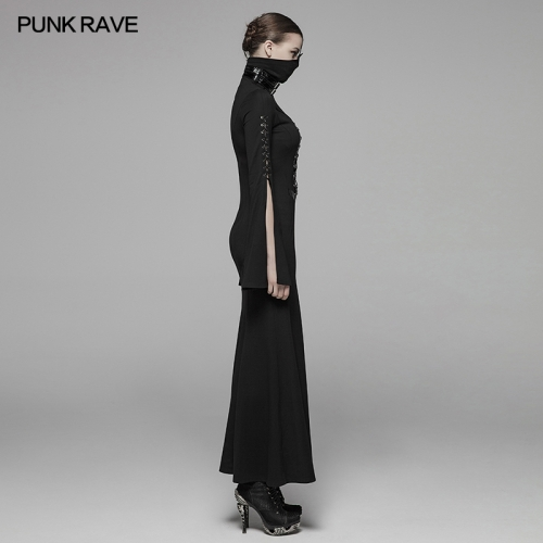 PUNK RAVE women dress WQ-409LQF