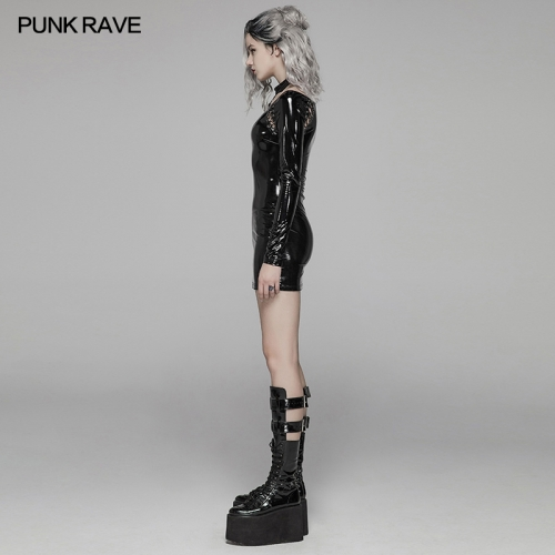 PUNK RAVE women skirt WQ-423LQF