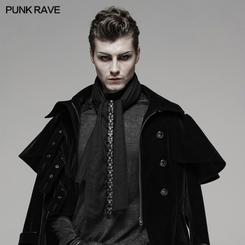 PUNK RAVE men scarf WS-317WJM