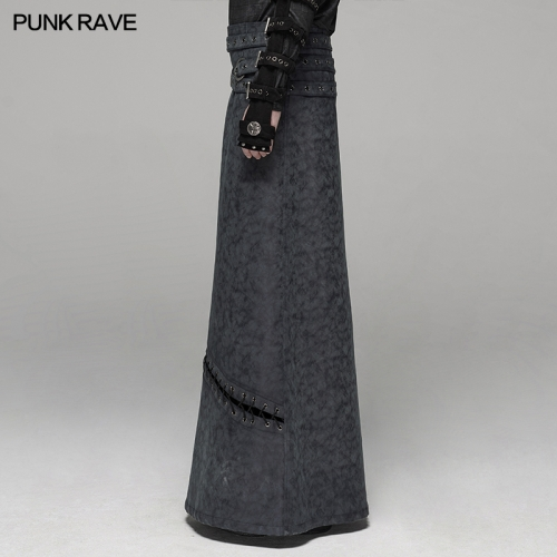 PUNK RAVE men m-skirt WQ-435BQM