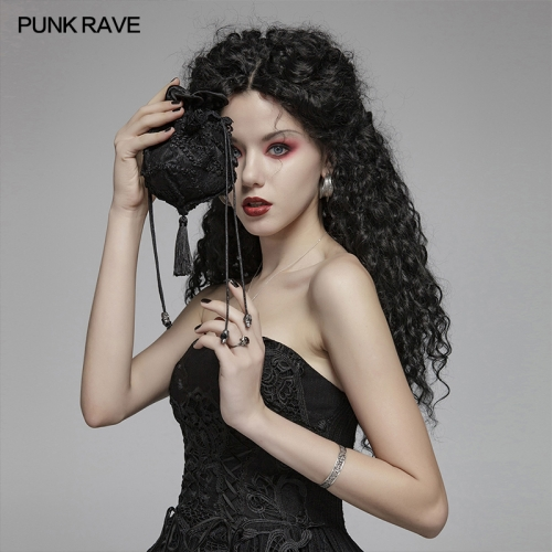 PUNK RAVE women gothic bag WS-307BBF