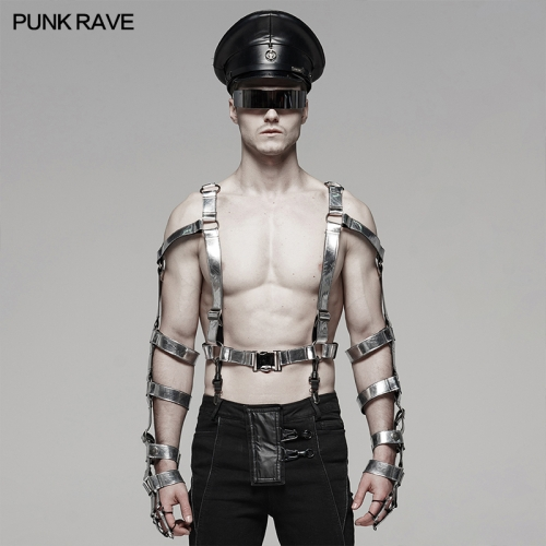 PUNK RAVE men strap WS-321YDM