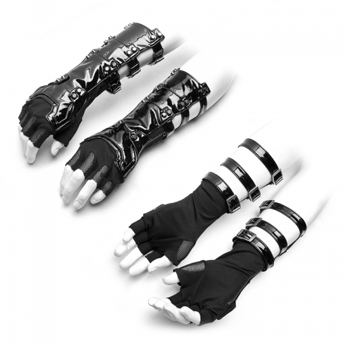 PUNK RAVE men glove WS-322SSM