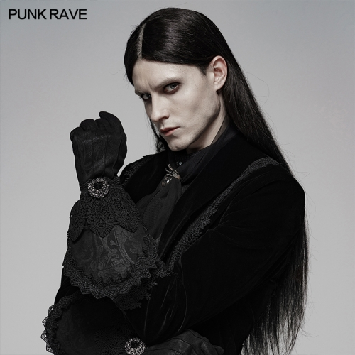 PUNK RAVE men gothic glove WS-320SSM