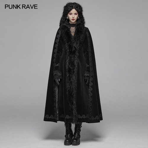 PUNK RAVE women gothic jacket WY-1035LCF