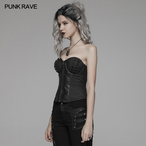PUNK RAVE women vest WY-1057SYF