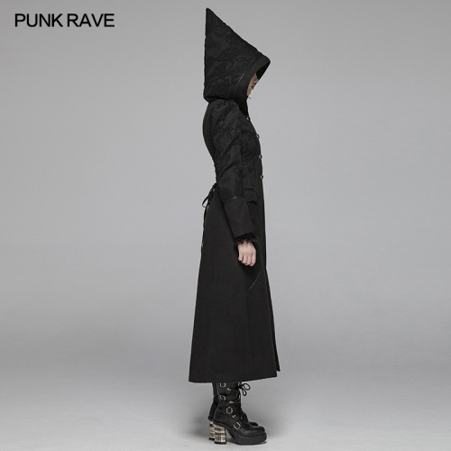 PUNK RAVE women gothic jacket WY-1046LCF