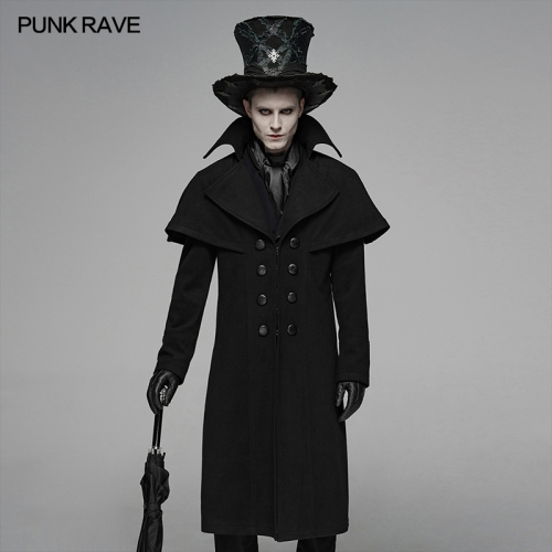 PUNK RAVE men gothic jacket WY-1090XCM