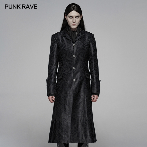 PUNK RAVE men gothic jacket WY-1076XCM