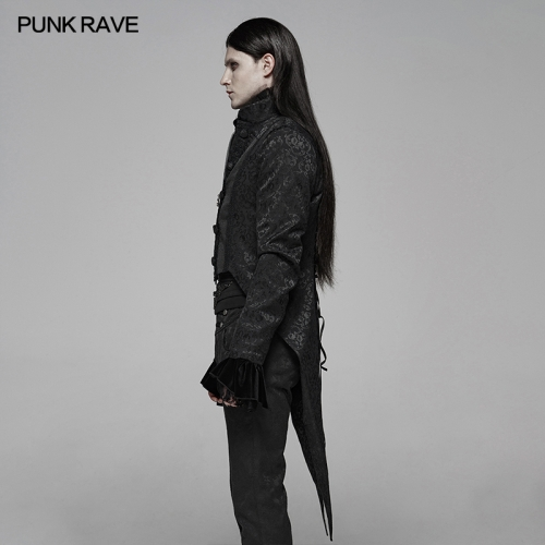 PUNK RAVE men gothic jacket WY-1075LCM