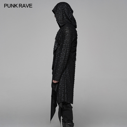 PUNK RAVE men gothic jacket WY-1086WYM