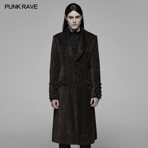 PUNK RAVE men gothic jacket WY-1078XCM