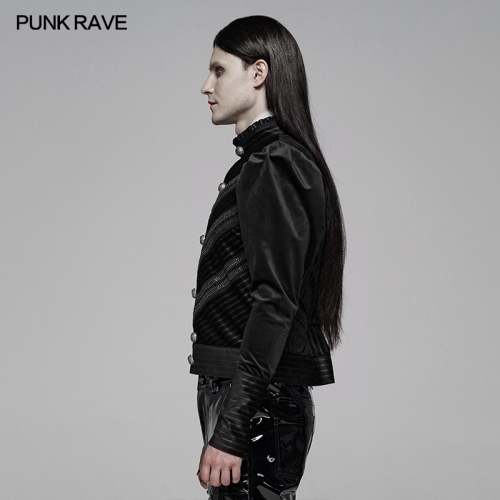PUNK RAVE men gothic jacket WY-1103XDM