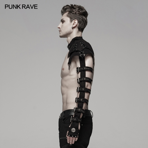 PUNK RAVE men scapula WY-1109SYM