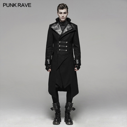PUNK RAVE men jacket Y-791M