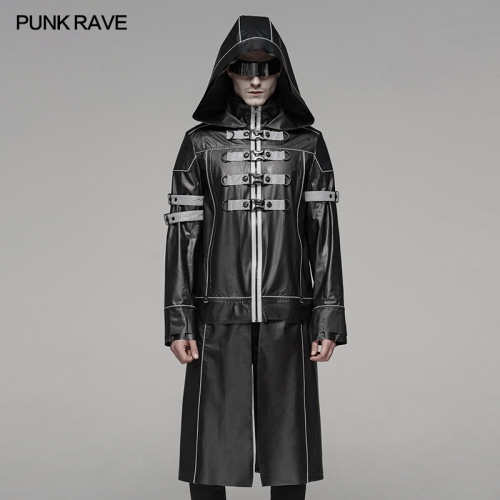 PUNK RAVE men jacket WY-1114XCM