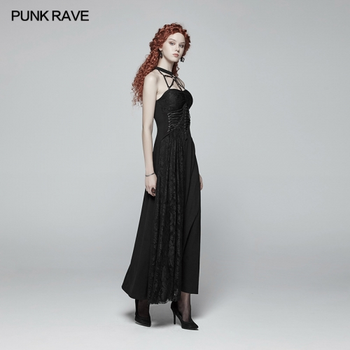PUNK RAVE women dress OQ-395LQF