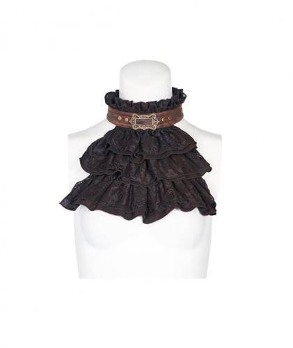 PUNK RAVE women collar WS-292LHF