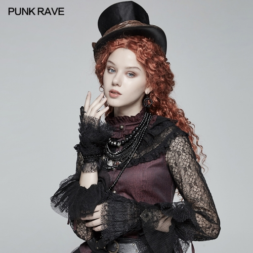 PUNK RAVE women glove WS-298SSF