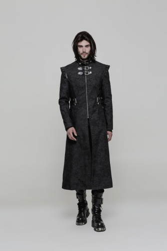 PUNK RAVE Military Mid-length Coat men jacket WY-854XCM