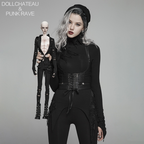 BJD Doll Putting out by Doll Chateau cooperated with PUNK RAVE