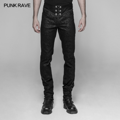 PUNK RAVE Gothic Trousers WK-341XCM
